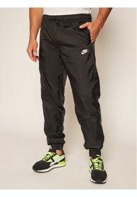 Czarny komplet dresowy Nike
