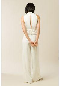 IVY & OAK - Bluzka Thea. Okazja: na co dzień. Kolor: biały. Materiał: włókno, wiskoza, materiał. Styl: casual
