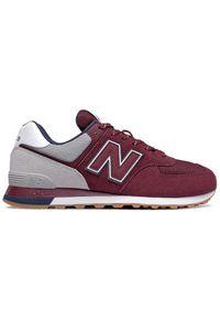Buty sportowe New Balance na lato, trekkingowe, w kolorowe wzory, na co dzień