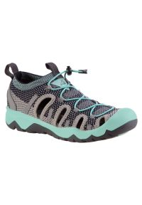 Sandały turystyczne damskie McKinley Cayman W 288340. Zapięcie: sznurówki. Materiał: materiał, guma. Sport: turystyka piesza