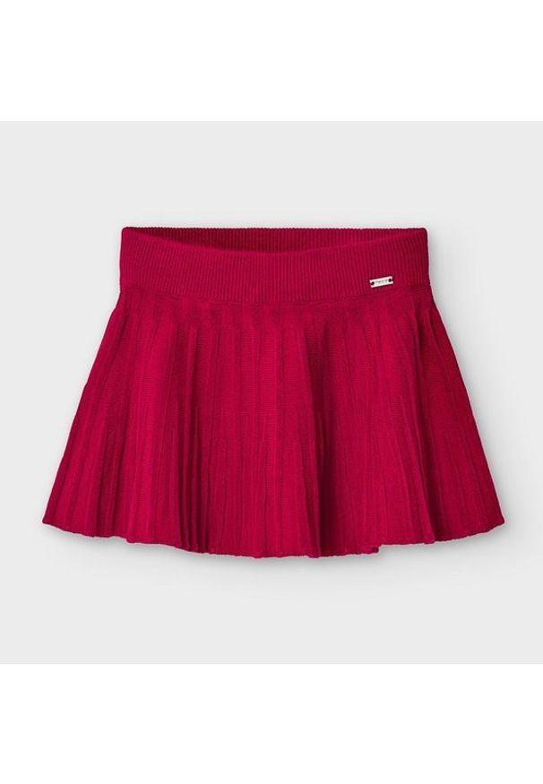 Czerwona spódniczka Mayoral