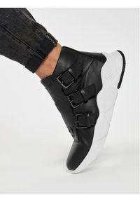 Czarne sneakersy Rage Age