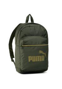 Zielona torba na laptopa Puma