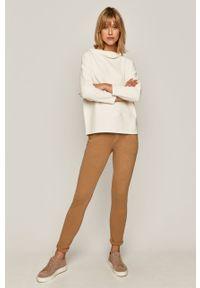 Brązowe spodnie dresowe medicine