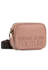 Różowa listonoszka Versace Jeans Couture