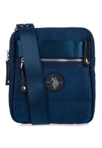 Niebieska torba U.S. Polo Assn