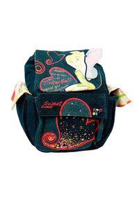 Tinker Bell Plecak , Lady,. Wzór: kolorowy