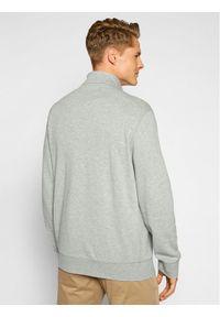 Polo Ralph Lauren Bluza Lsl 710812963002 Szary Regular Fit. Typ kołnierza: polo. Kolor: szary