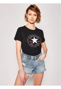 Czarny t-shirt Converse