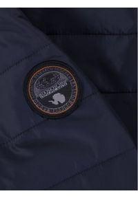 Napapijri Kurtka przejściowa K Acalmar 3 NP0A4ECK1 Granatowy Regular Fit. Kolor: niebieski
