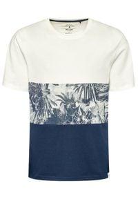 Only & Sons T-Shirt Teddy 22020261 Biały Regular Fit. Kolor: biały