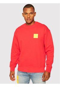 Levi's® Bluza LEGO 84496-0001 Czerwony Regular Fit. Kolor: czerwony