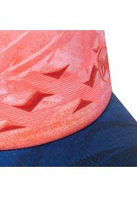 Buff - Czapka z daszkiem BUFF - Trucker Cap 122604.555.10.00 Amdo Multi. Kolor: wielokolorowy, różowy, niebieski. Materiał: materiał, poliester, elastan