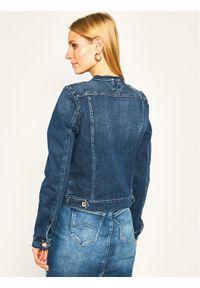 Niebieska kurtka jeansowa Tommy Jeans