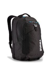 Czarny plecak na laptopa THULE casualowy
