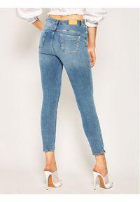 Niebieskie jeansy slim Silvian Heach