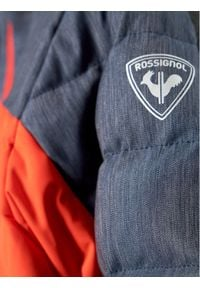 Rossignol Kurtka narciarska Polydown RLJYJ04 Pomarańczowy Classic Fit. Kolor: pomarańczowy