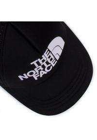 Czarna czapka z daszkiem The North Face