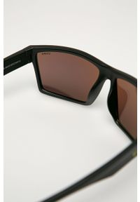 Uvex - Okulary przeciwsłoneczne LGL 29. Kształt: prostokątne. Kolor: czarny