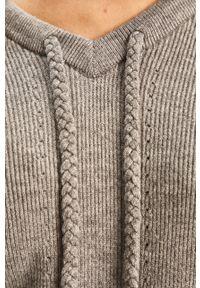 Szary sweter G-Star RAW melanż