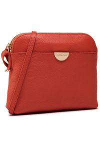 Coccinelle - Torebka COCCINELLE - HV3 Mini Bag E5 HV3 55 D3 07 Coral Red R34. Kolor: czerwony. Materiał: skórzane