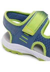 Niebieskie sandały Superfit #7
