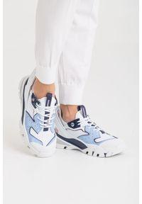 Buty sportowe Calvin Klein Jeans w kolorowe wzory