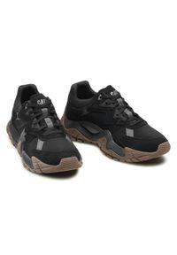 CATerpillar Sneakersy Vapor Shoe P110192 Czarny. Kolor: czarny