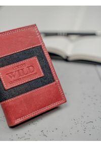 Czerwony portfel ALWAYS WILD