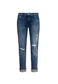Niebieskie spodnie J BRAND