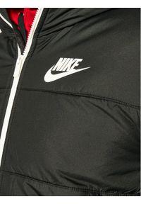 Czarna kurtka przejściowa Nike