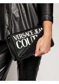 Versace Jeans Couture Torebka E1VZBBG2 Czarny. Kolor: czarny