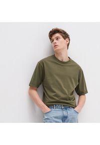 Brązowy t-shirt House