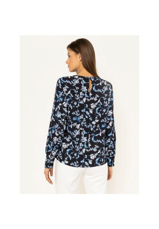 Niebieska bluzka Marella