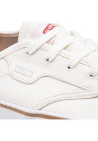 Globe - Tenisówki GLOBE - Motley II GBMOTLEYII Organic White/Taj 11787. Okazja: na co dzień. Kolor: biały. Materiał: materiał. Szerokość cholewki: normalna. Styl: klasyczny, casual