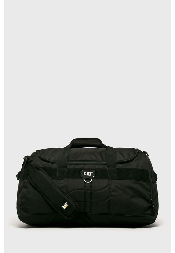 Czarna torba CATerpillar