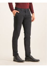 Czarne spodnie Roy Robson
