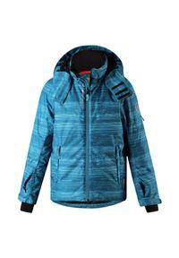 Kurtka Reimatec Detour Jr 531365. Materiał: lycra, materiał. Sezon: zima. Sport: narciarstwo