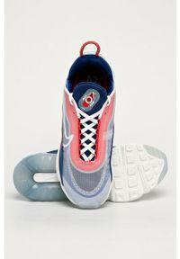 Nike Sportswear - Buty Air Max 2090. Zapięcie: sznurówki. Kolor: niebieski. Model: Nike Air Max
