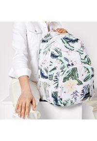 Biały plecak Roxy