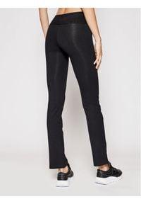 Deha Legginsy B00715 Czarny Slim Fit. Kolor: czarny