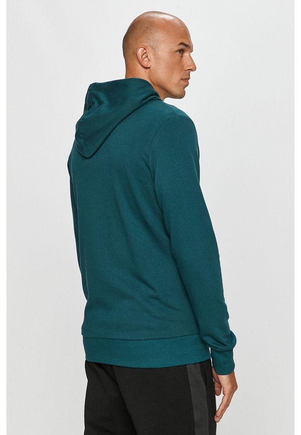 Bluza rozpinana PRODUKT by Jack & Jones casualowa, z kapturem, na co dzień