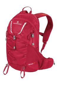 Ferrino plecak Spark, 13 l czerwony. Kolor: czerwony. Wzór: paski