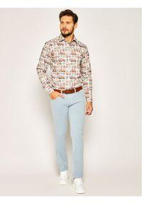 Koszula biznesowa Eton w kolorowe wzory