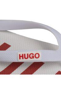 Białe japonki Hugo