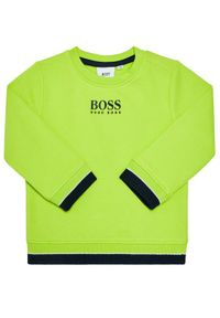 Zielona bluza BOSS