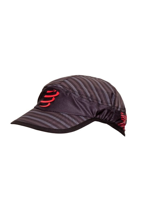 Compressport - Czapka COMPRESSPORT PRO RACING CAP 2020. Materiał: materiał, skóra. Sezon: lato