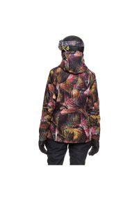 Kurtka damska snowboardowa Roxy Essence GTX ERJTJ03210. Typ kołnierza: komin. Materiał: włókno, syntetyk, poliester, puch, materiał. Technologia: Gore-Tex. Sezon: zima. Sport: snowboard