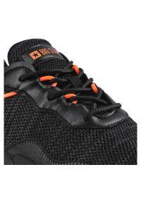 Big-Star - Sneakersy BIG STAR HH174283 Czarny/Ciemny Szary. Kolor: czarny, wielokolorowy, szary
