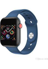 Smartwatch KingWear iWO 8 Granatowy (70). Rodzaj zegarka: smartwatch. Kolor: niebieski
